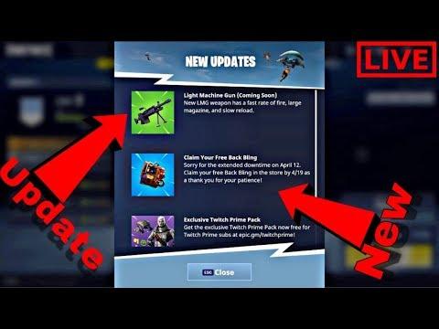 NEW UPDATE NEW GUN AND MORE