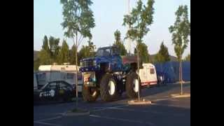 Kaszkadőr Show Stunt Show  Hungary Keszthely Tesco parkoló 2013.07.04  3.rész