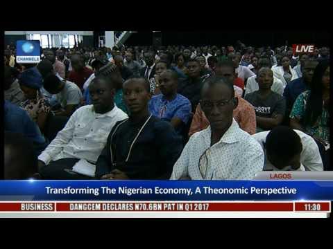 The Platform: Garba On Theonomic Perspective Of Transforming The Nigerian Economy Pt 4