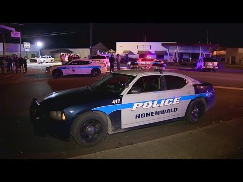 Suspect Killed After Shooting Two Officers In Lewis County