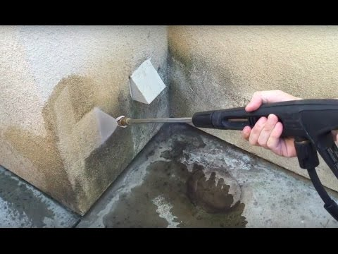 Pressure Washing Stucco