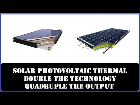 Solar Photovoltaic Thermal Hybrid Panels: The Next Step