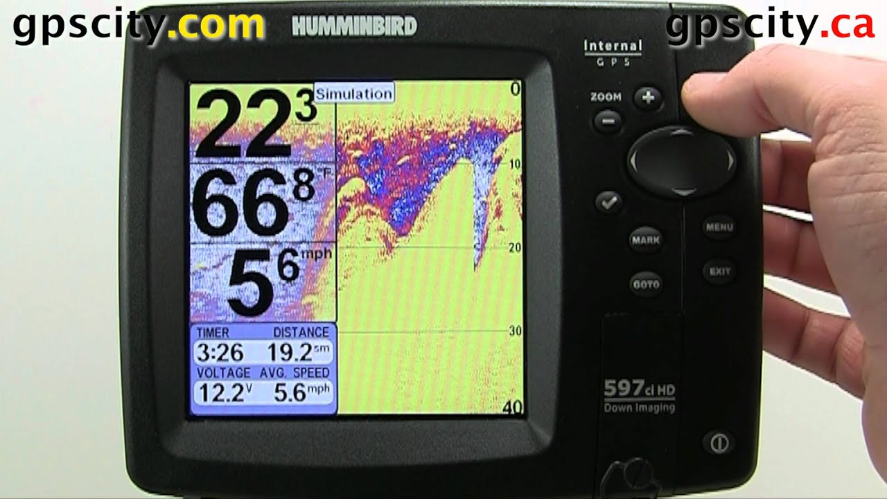 maxresdefault the view setup menu in a humminbird 597cihd gps with gps city humminbird 598ci hd si installation manual at highcare.asia