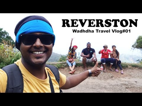 Reverston | Sri Lanka | Wadhdha Travel VLOG #01