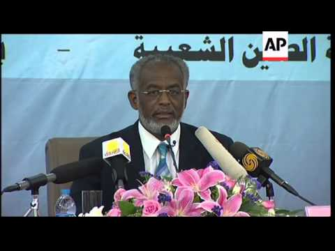 Sudanese FM says his country building closer ties with China