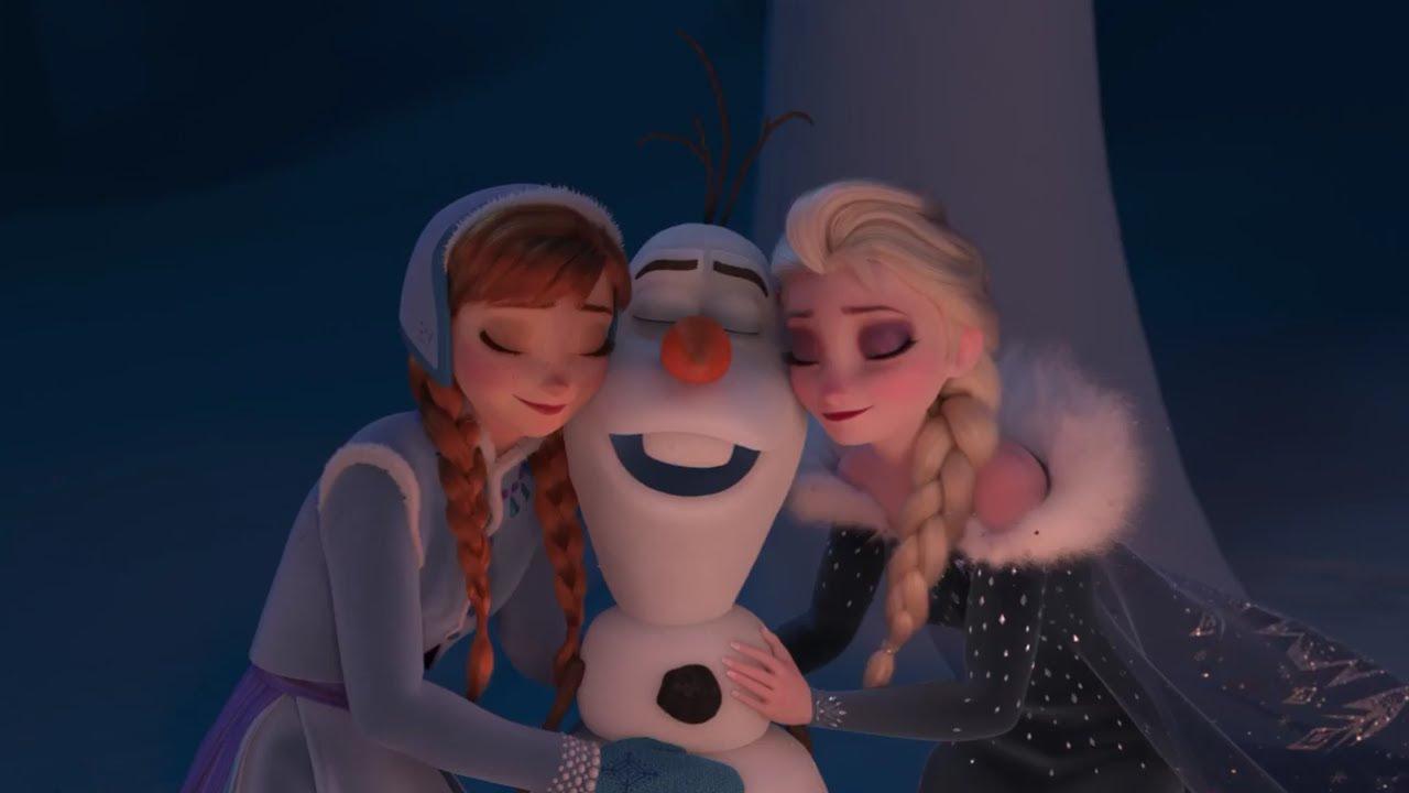 Frozen 2 2019 Official Trailer Youtube