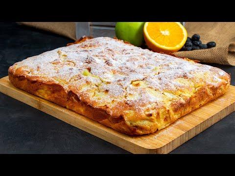 découvrez-le-gâteau-aux-pommes-maison-qui-est-un-vrai-délice.-recette-très-rapide!|cookrate---france