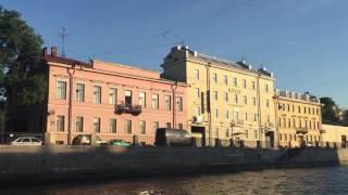 Путешествие по Питеру. Экскурсия по каналам Санкт Петербурга(, 2016-07-23T13:54:16.000Z)