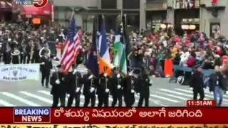 Thanksgiving Day 2012 Preparations in United States (TV5)