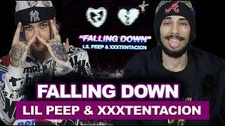 Lil Peep & XXXTENTACION - Falling Down | REACT / ANÁLISE VERSATIL