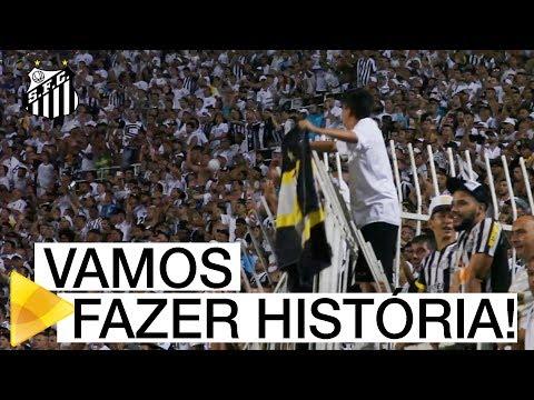 É hora de fazer história mais uma vez #vempropaca