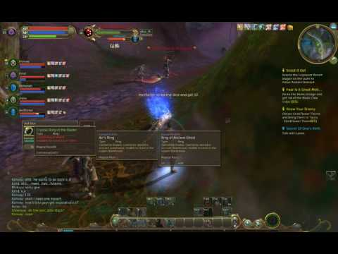 AION - Black Claw Tribe Elite Missions Part 1 of 5 (HD)