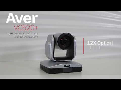 Aver VC520+