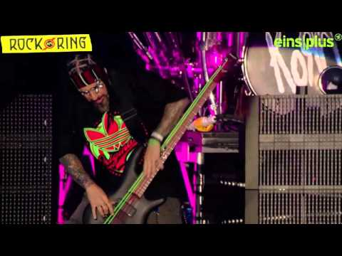 Korn - Falling away from me (Live @ Rock am Ring 2013) (HD)