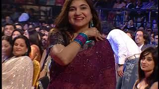 Alka Yagnik | Best Playback Singer Female | Zee Cine Awards 2007