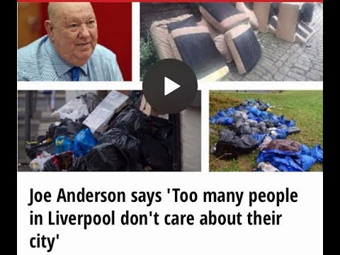 Third World Immigrants are Trashing Liverpool