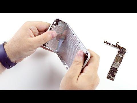 Нет сети iPhone 5, 5S, 5C, не видит и не находит сеть