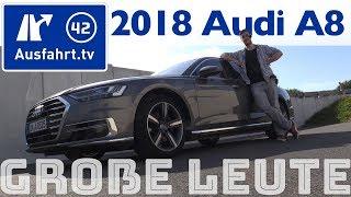 Audi A8 Für Große Personen? Ausfahrt.Tv Hilft.