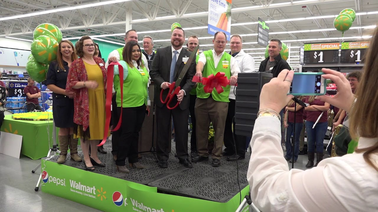 walmart neighborhood market grand opening 102517 spanish fork 17