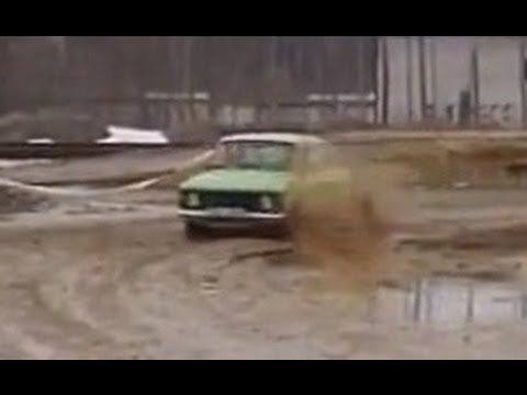 ►Москвич 412 MOSKVICH IZ 412 The Moskvitch 412 VIDEO HD