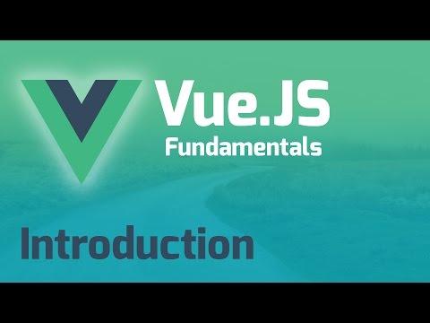 Vue.js Fundamentals - YouTube
