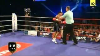 Cecilia Braekhus vs Anne Sophie Mathis - Pelea Completa - Full Fight WBO/WBA/WBC