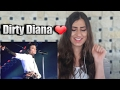 Dirty Diana - Michael Jackson - Reaction