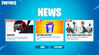 The BEST Fortnite Update is HERE.. (NEW Patch Update V5.4)