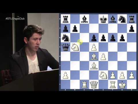 Anderssen vs. Staunton, London 1851 | Mastering the Middlegame - GM Eric Hansen