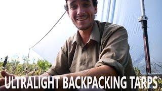 The Best Ultralight Bąckpacking TARP To Start