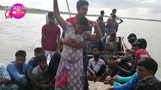 Boat Trip Bangla Jatra Girl And Boy's Dancing2019নৌকা ভ্রমণের বাংলা যাত্রা ম