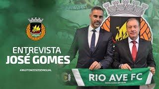 Entrevista de Apresentação de José Gomes