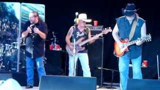 MARSHALL TUCKER BAND - TAKE THE HIGHWAY - ALAMEDA COUNTY FAIR PLEASANTON CALIFORNIA 06-21-2013