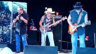 MARSHALL TUCKER BAND - TAKE THE HIGHWAY - ALAMEDA COUNTY FAIR PLEASANTON CALIFORNIA 06-21-2013