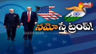 Namasthe Trump | Trump's India…