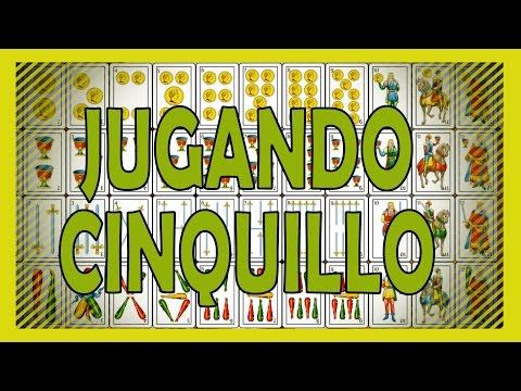 ¡Nueva serie para gamblers! Jugando baraja con los amigos EP.1 - El cinquillo | PKM from YouTube · Duration:  13 minutes 11 seconds