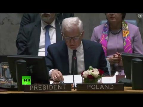 Заседание Совбеза ООН по Украине
