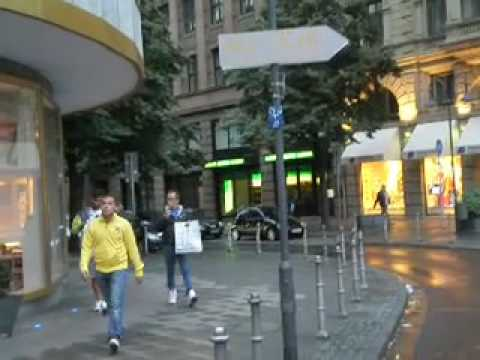 NOMAD IN FRANKFURT [Frankfurt Germany]