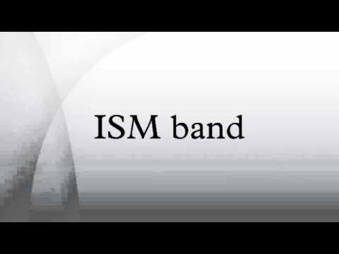 ISM band