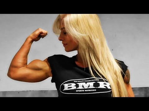 Female Bodybuilding Motivation – Biceps  Workout Edition