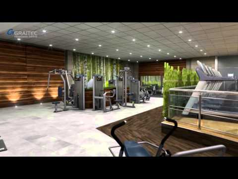 Balance Health Club Australia - 3D Walkthrough