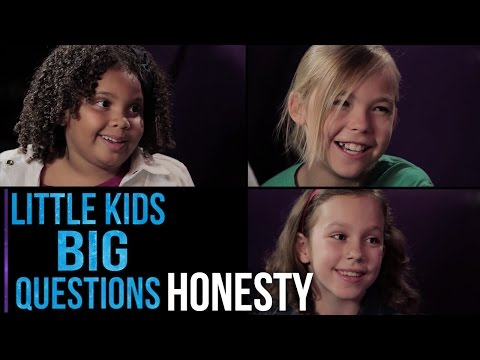 Can Lying Be a Good Thing?   Little Kids. Big Questions.