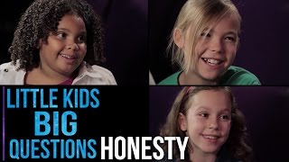 Repeat youtube video Can Lying Be a Good Thing? | Little Kids. Big Questions.
