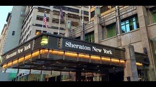 HD Video Walk Through Rooms Sheraton New York Times Square Hotel
