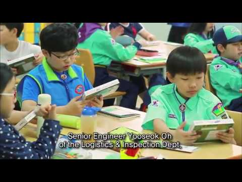 [Samsung Engineering] Eco-generation School in Souht Korea | 꿈푸 찾아가는 환경교실 한국