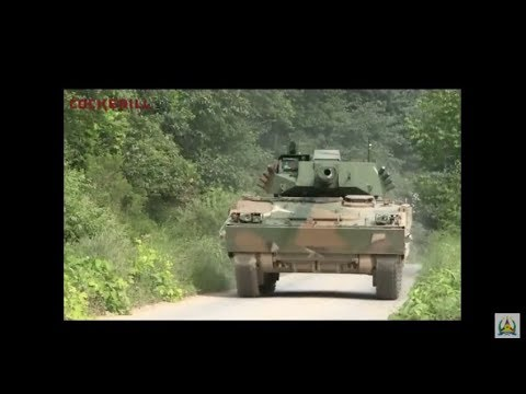 K21-105 Contender For Philippine Army's Medium Tank Acquisition