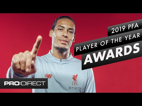 2019 PFA Player Of The Year Awards Full Show Ceremony