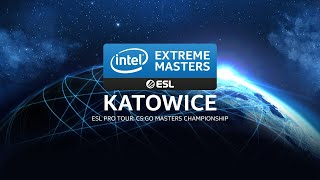 🔴LIVE: IEM Katowice   Group stage - Day 4