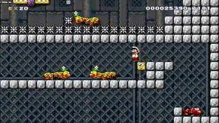 Bowser Is In Another Castle 2 by Hype - Super Mario Maker - No Commentary