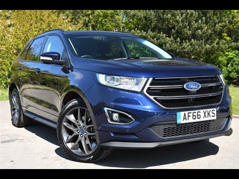 Used Ford Edge   Sport Dr Powershift Kona Blue